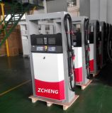 Zchengの給油所の緊急事態のカスタマイズ可能な二重ノズルの燃料ディスペンサー