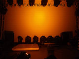 Nj-L18c Wholsale 18*15W RGBWA 소형 밝은 LED 동위 64 DMX 단계 점화