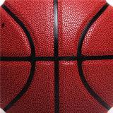 Standardlamellierter ausbildenbasketball der größen-7 PU