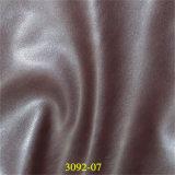 Haute résistance à l'abrasion Bonne Couleur Solidité PU cuir synthétique de chaussure