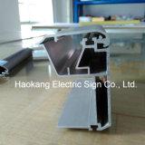 전시 광고를 위한 Ultra-Thin LED 가벼운 상자 알루미늄 프레임