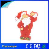 Cadeau promotionnel Christmas Santa Claus USB Flash Drive