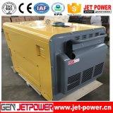 Petit groupe électrogène diesel 5kw 5kVA refroidi à l'air portable