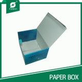 Caja de embalaje corrugado baratas / caja de embalaje de papel