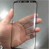 ¡Modelo nuevo 2017! ¡! ¡!  Protector curvado borde OEM/ODM de la pantalla del vidrio Tempered de la cubierta completa para la galaxia S8 de Samsung