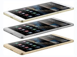 """2016 téléphones mobiles androïdes maximum initiaux du faisceau 13MP 4G Lte de Huawei P8 6.8 """" Octa"""