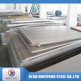 ASTM 201の202ステンレス鋼の平らな版