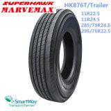 Pneu de Superhawk - 40 ans d'usine de pneu, le meilleur camion radial fatigue (11r22.5 12r22.5 295/75R22.5)