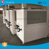 高性能30HP産業プラスチック水スリラーの空気によって冷却されるより冷たい価格