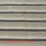 O jacquard químico da tela tingiu a tela do poliéster para a cortina do desgaste das crianças do vestido cheio do vestuário