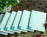 заряжатель батареи мобильного телефона карточки 2600mAh