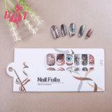 Vente en gros Punk Elements Nail Wraps Nouveaux Designs Nail Art Stickers