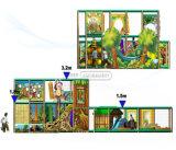 Beifall-Unterhaltungs-grosser Dschungel-themenorientierter Innenspielplatz
