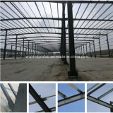 아시아 표준 강철 구조물 날조된 창고