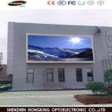 Pantalla de visualización al aire libre a todo color de LED Mbi5124 P8