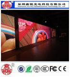 Colore completo dell'interno SMD3528 della visualizzazione di LED P5 di RGB di alta definizione per fare pubblicità