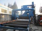 Het Vernietigen van het Schot van het Staal van Structual van het Type van Transportband van de rol Machine (FTH126)