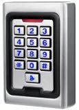 Controlador do acesso do leitor do controlador Wiegand26/34 do acesso do teclado