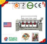 4 Jefe ordenador bordado textil Máquina Wy1204c / Wy904c