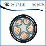 PVC/XLPE isolierte der 3 Kern-flexibles kupfernes Leiter-Energien-Kabel