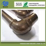 Capa del polvo del cobre de la antigüedad del uso del tubo del metal