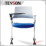 정제 (DHS-P113-1)를 가진 Foldable 교실 학생 학교 훈련 의자