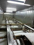 20 피트는 찬 룸을 컨테이너로 수송했다