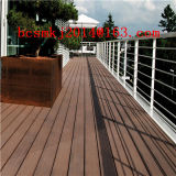 Decking antiderrapante de 2015 Decorativewpc com preço do competidor (BC135H25B).