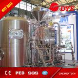 3000L de industriële Apparatuur van het Bierbrouwen, de Machine van het Bier voor het Bierbrouwen van de Ambacht