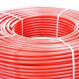 Tubo de Pex/Pert de la capa monomolecular para la aplicación de la calefacción por el suelo