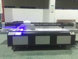 Imprimante à plat UV industrielle acrylique en bois en métal 2.5*1.3 de porte de la CE