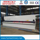 Máquina que pela de la guillotina hidráulica resistente QC11Y-30X6000