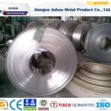 Tira destemplada brillante común del acero inoxidable del SUS 301/304/310S de la fábrica