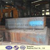 Chapa de aço plástica de ferramenta da placa de aço HSSD Nak80/P21 do molde