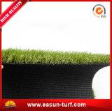 عشب طبيعيّة خضراء اصطناعيّة لأنّ ملعب