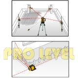 Niveau rotatoire de Automatique-Mise à niveau électronique de laser de haute précision (SRE-2010)