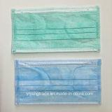 Het Beschikbare Niet-geweven Masker van uitstekende kwaliteit van het Gezicht voor Medisch en Cleanroom