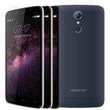Первоначально цвет черноты телефона сердечника 1GB+8GB 13MP квада фингерпринта Android 6.0 дюйма 1280X720HD 4G FDD Homtom Ht17 5.5 новый франтовской
