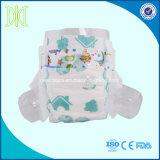 China-weiche Sorgfalt Clothlike Wegwerfbaby-Windeln