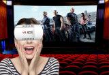 Para jogos de vídeo 3D Smart Glasses Vr Box