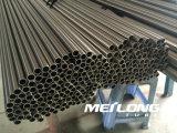 Tuyauterie hydraulique sans joint d'acier inoxydable de la précision S31603
