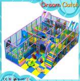 Neue Entwurfs-Kind-Innenunterhaltungs-Spiel-Gymnastik-hölzernes Spielplatz-Gerät