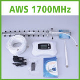 Aws 1700MHz Signal Repeater3g 4G Cell Phone Signal Booster