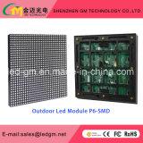 Anúncio comercial do diodo emissor de luz, media ao ar livre, indicador de diodo emissor de luz, P6, USD680/M2