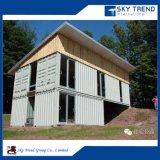 Modulare lebende Behälter-Wohnung mit Schlafzimmer und Badezimmer
