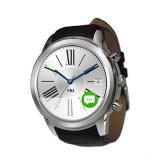 2016 het Androïde 4.4 4G Finow X5 Slimme Horloge van WiFi