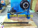耐久の手動ホースのひだが付く機械のための(ID: 4mm-25mm)ホース