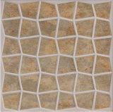 baldosa cerámica esmaltada rústica de 300X300m m Matt para el suelo
