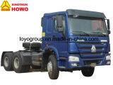 Sinotruk HOWO 336 371 420HPトラクターヘッド6X4トラクターのトラック