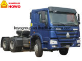 Sinotruk HOWO 371HP 6X4のトラクターのトラックの熱い販売のトラック